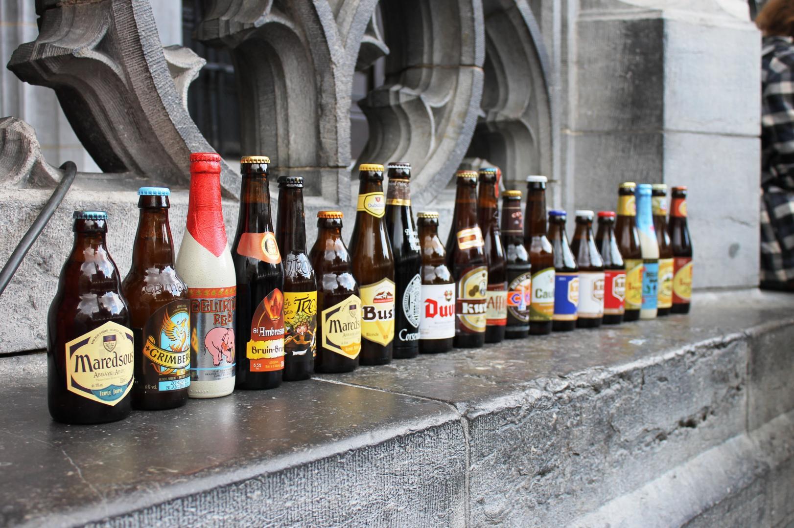 Belgian Beer Biggest Winner At World Beer Awards 2016