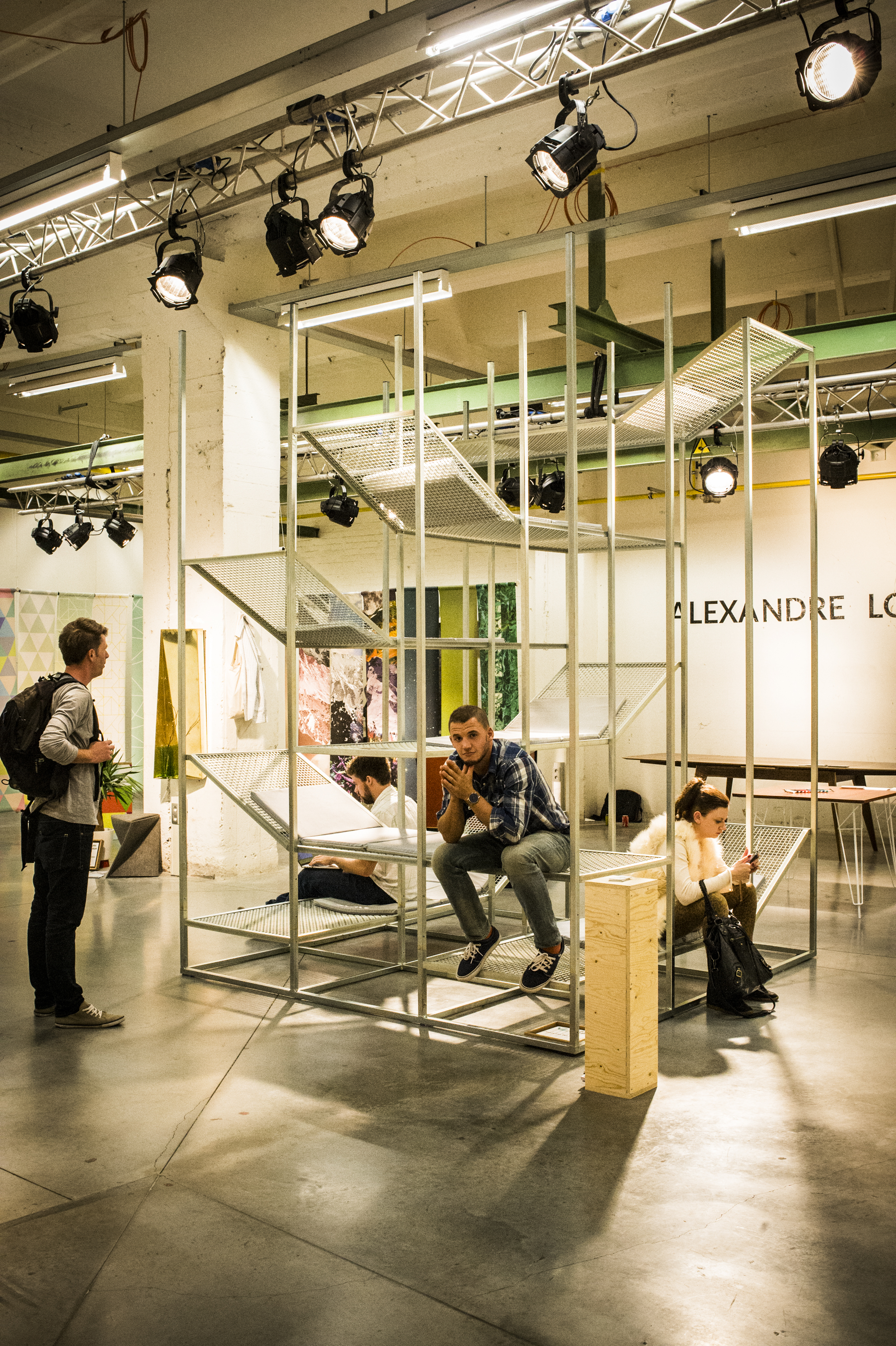 Biennale int rieur 2014 focus on belgium for Interieur belgium