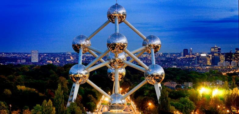 Image result for Atomium