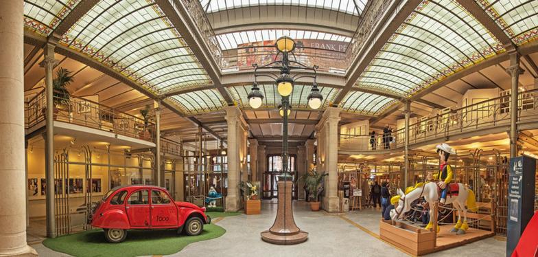 Art Nouveau ve Belle Epoque