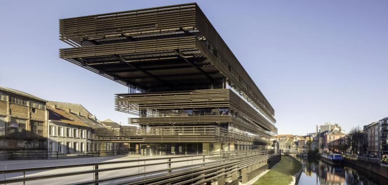 Gentse bibliotheek hoort bij mooiste ter wereld focus on belgium - Bibliotheekwereld huis ...
