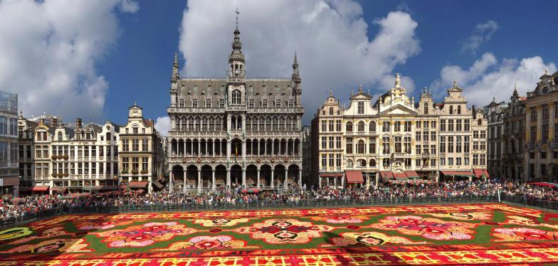 La Grand Place De Bruxelles Parmi Les 25 Meilleures