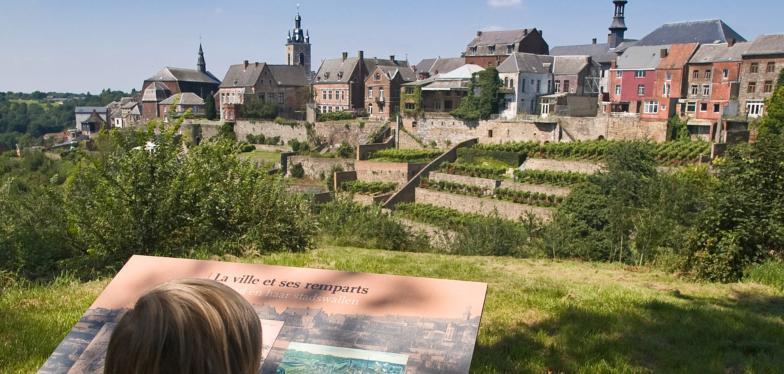 Stroll Through The Hanging Gardens Of Thuin Focus On Belgium