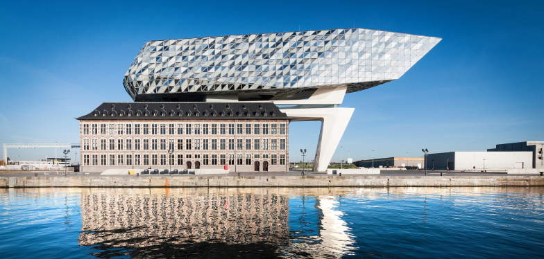 Antwerp Port House Nominated For Most Beautiful Building In The World Focus On Belgium