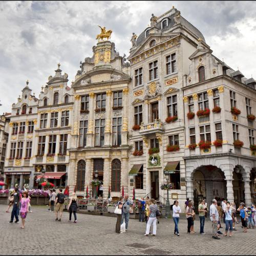 La grand place de bruxelles parmi les 25 meilleures attractions culturelles focus on belgium - Office de tourisme bruxelles grand place ...